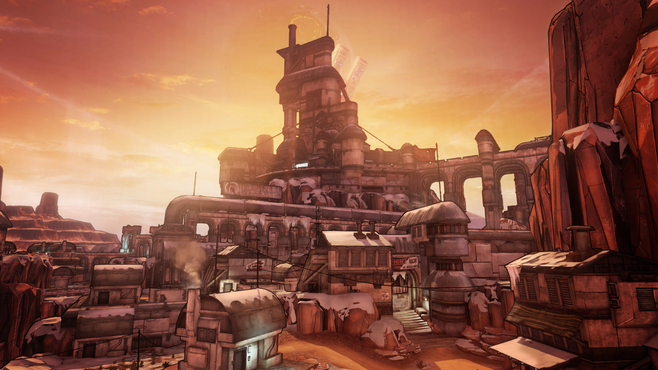 Borderlands 2: Ultimate Vault Hunter Upgrade Pack 2 Screenshot 1