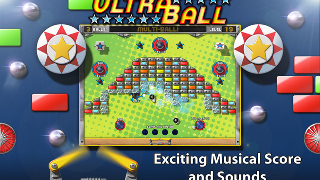 UltraBall Screenshot 1