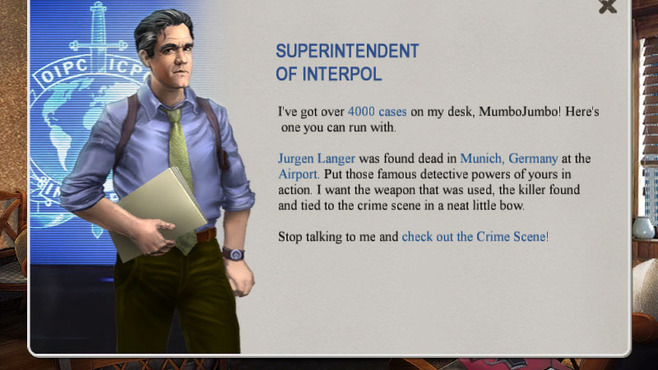 Unlikely Suspects Screenshot 4