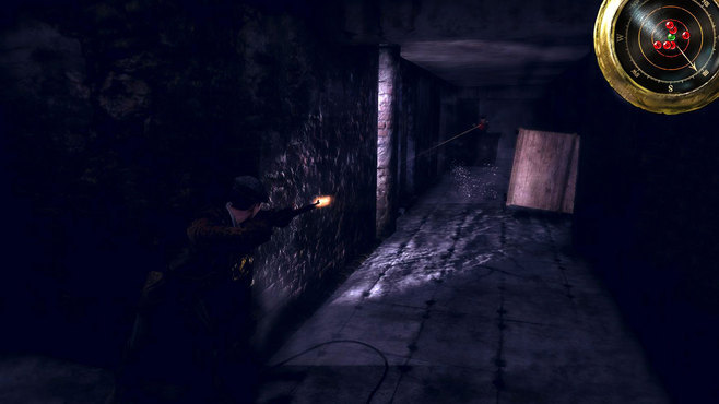 Uprising44: The Silent Shadows Screenshot 2