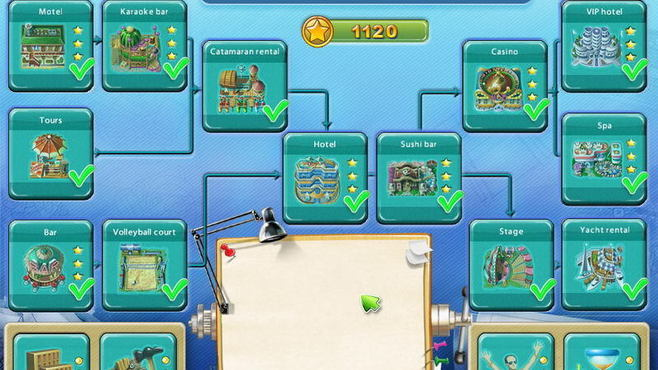 Vacation Mogul Screenshot 1