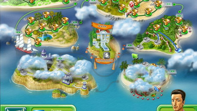 Vacation Mogul Screenshot 2