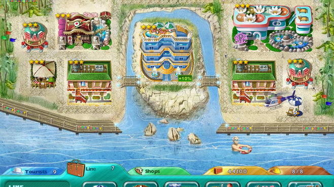 Vacation Mogul Screenshot 3
