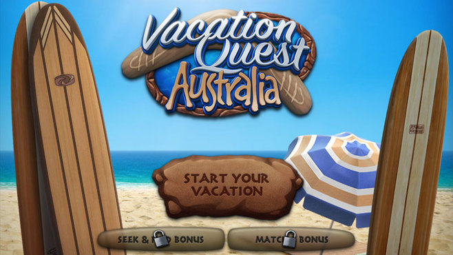 Vacation Quest - Australia Screenshot 4