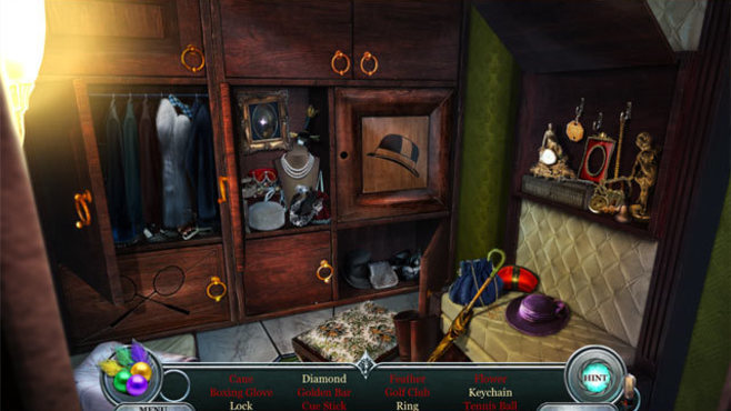 Vampire Legends: The Count of New Orleans Screenshot 1