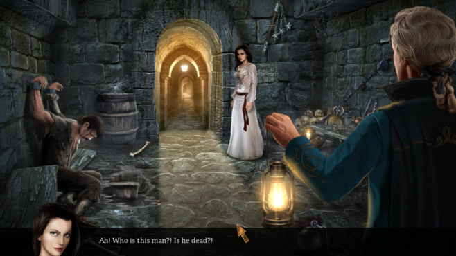 Vampire Legends: The True Story of Kisilova Screenshot 1