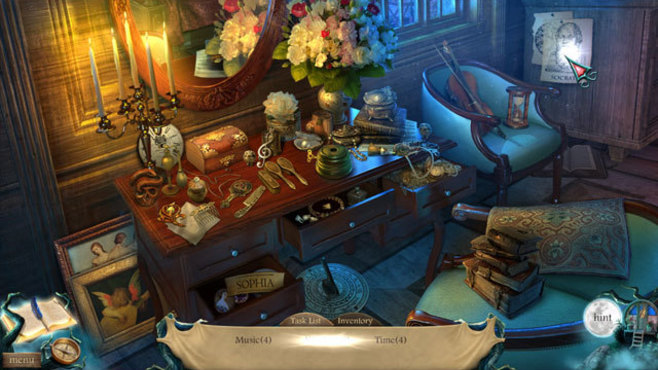 Vampire Legends: The Untold Story of Elizabeth Bathory Collector's Edition Screenshot 1