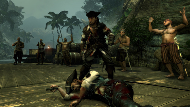 Vendetta - Curse of Raven's Cry Screenshot 9