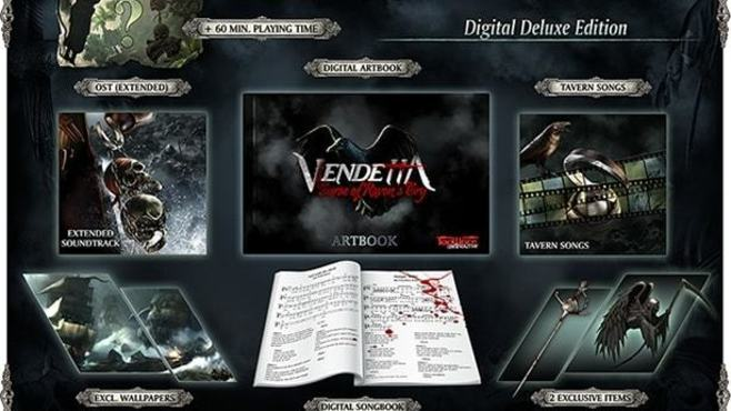 Vendetta - Curse of Raven's Cry Deluxe Edition Screenshot 1