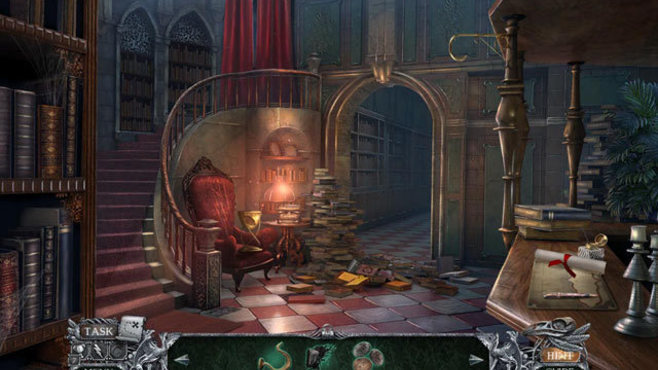 Vermillion Watch: Fleshbound Collector's Edition Screenshot 3