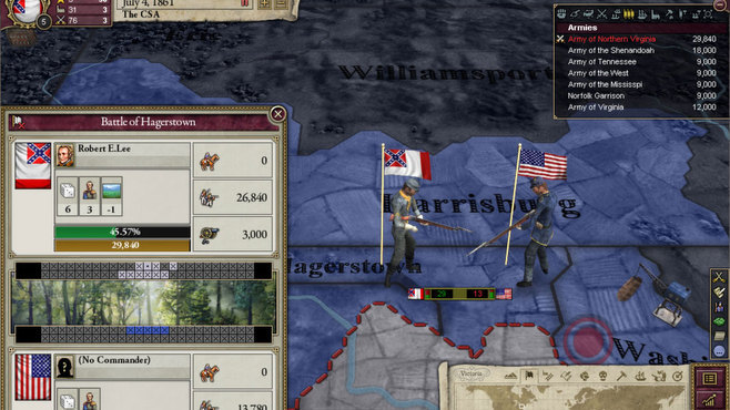 Victoria 2: A House Divided Screenshot 5