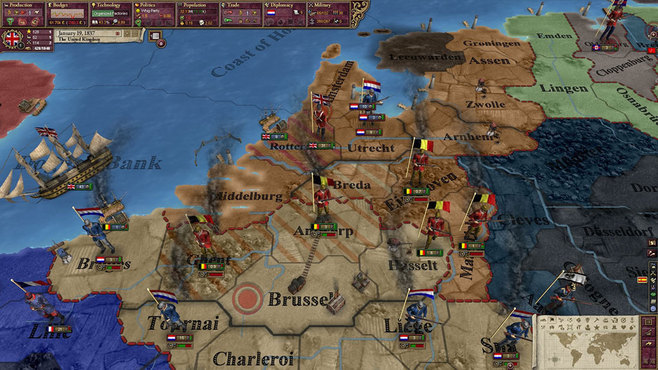 Victoria 2: Heart of Darkness Screenshot 6
