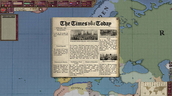 Victoria 2: Heart of Darkness Screenshot 8