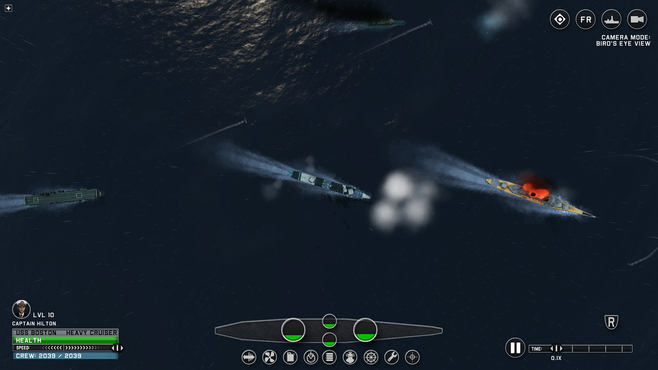 Victory At Sea Screenshot 3