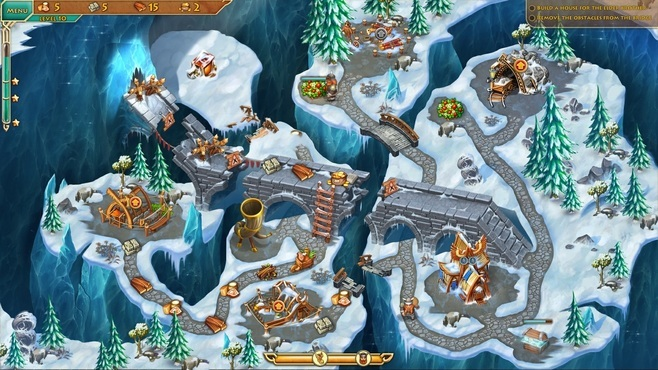 Viking Brothers 2 Screenshot 4