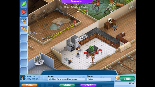 Virtual Families 2 Screenshot 1