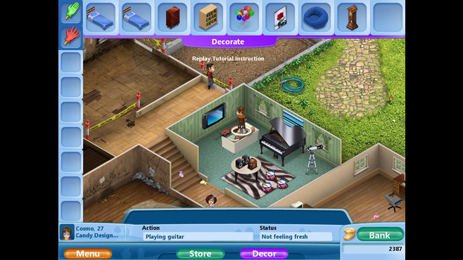 Virtual Families 2 Screenshot 2