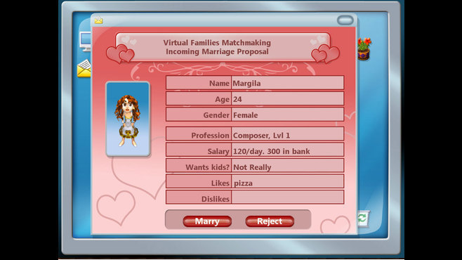 Virtual Families 2 Screenshot 3