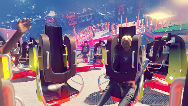 Virtual Rides 3 - Funfair Simulator Screenshot 5
