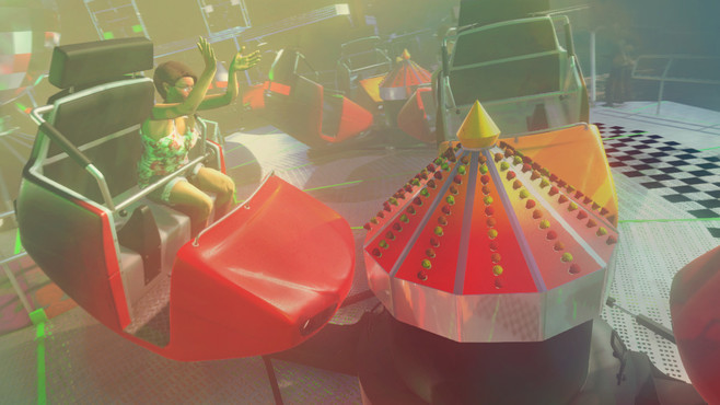 Virtual Rides 3 - Funfair Simulator Screenshot 6