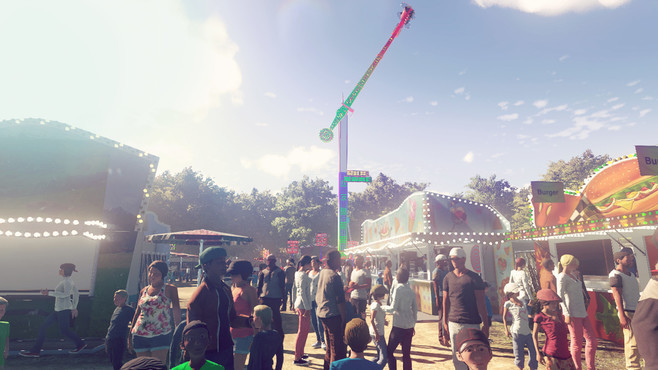 Virtual Rides 3 - Funfair Simulator Screenshot 8