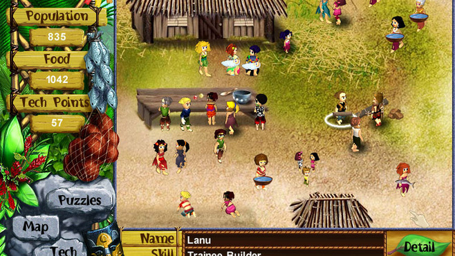 Virtual Villagers Screenshot 2
