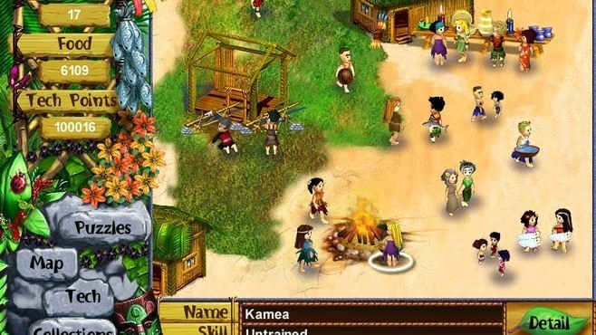 Virtual Villagers - The Lost Children Screenshot 1