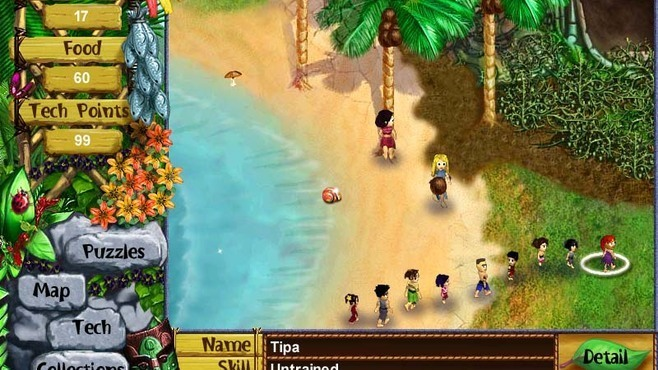 Virtual Villagers - The Lost Children Screenshot 2