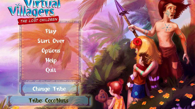 Virtual Villagers - The Lost Children Screenshot 4
