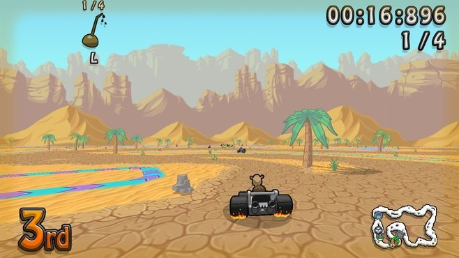Wacky Wheels HD Screenshot 3
