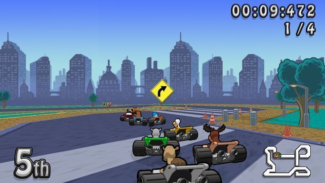 Wacky Wheels HD Screenshot 7