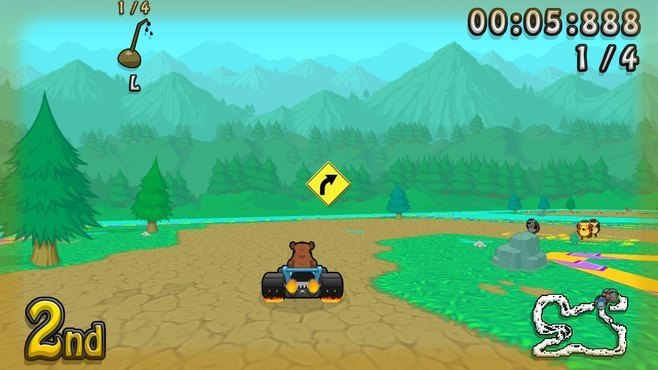 Wacky Wheels HD Screenshot 9