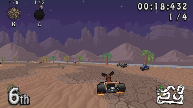 Wacky Wheels HD Screenshot 10