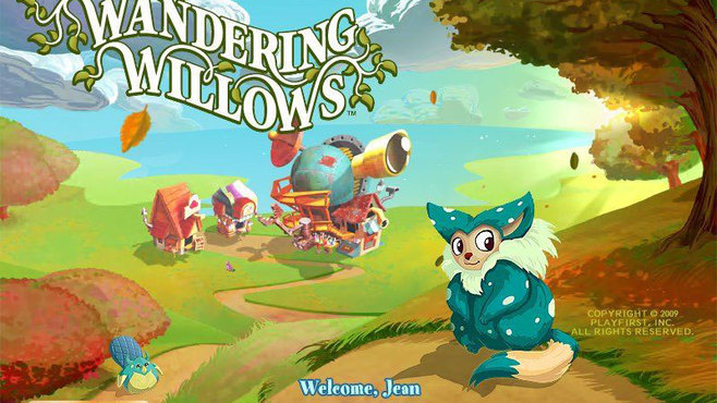 Wandering Willows Screenshot 1