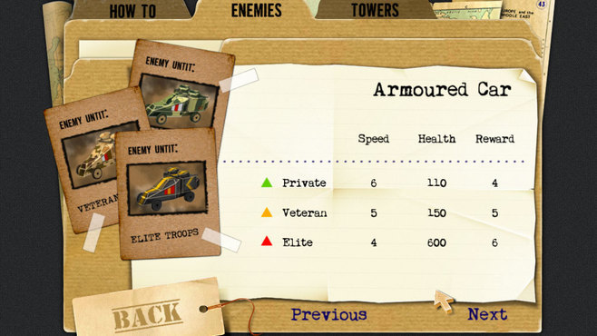 War in a Box: Paper Tanks Screenshot 1