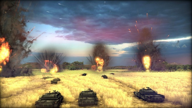 Wargame: Airland Battle Screenshot 2