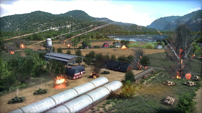 Wargame: Airland Battle Screenshot 3