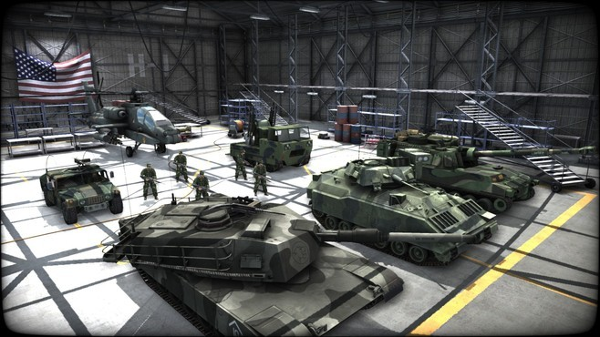 Wargame: Airland Battle Screenshot 4