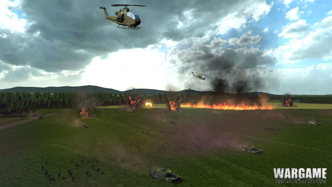 Wargame: European Escalation Screenshot 1
