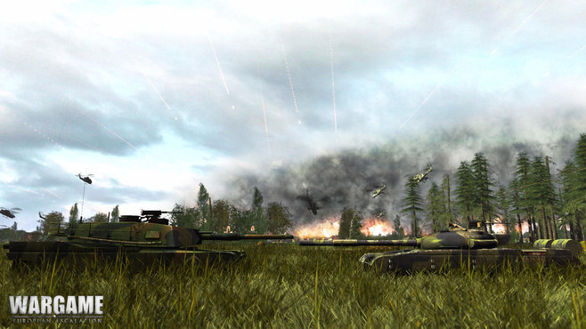 Wargame: European Escalation Screenshot 8