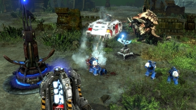 Warhammer 40,000: Dawn of War II Screenshot 3