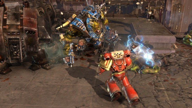 Warhammer 40,000: Dawn of War II Screenshot 6