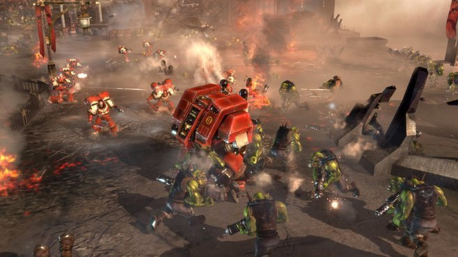 Warhammer 40,000: Dawn of War II Screenshot 7