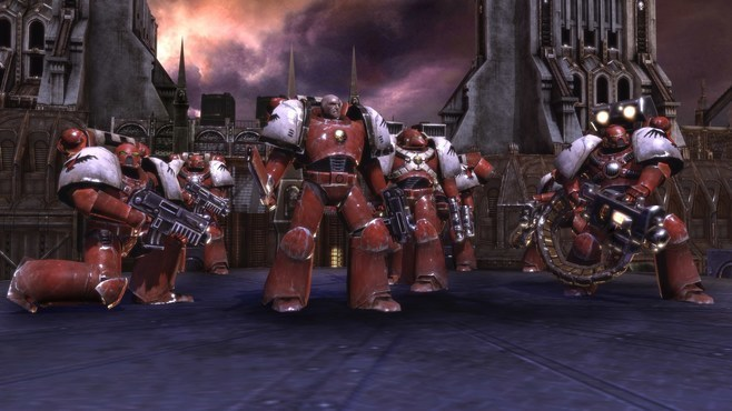 Warhammer 40,000: Dawn of War II Screenshot 8