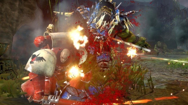 Warhammer 40,000: Dawn of War II Screenshot 9