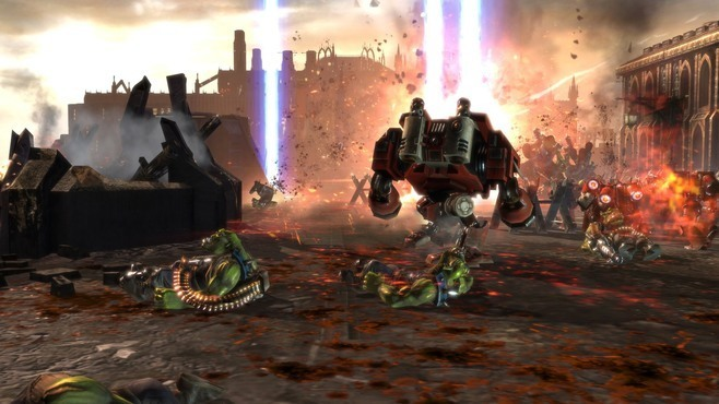 Warhammer 40,000: Dawn of War II Screenshot 10