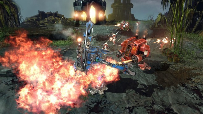 Warhammer 40,000: Dawn of War II Screenshot 11