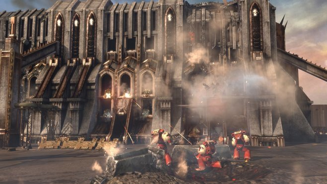 Warhammer 40,000: Dawn of War II Screenshot 12