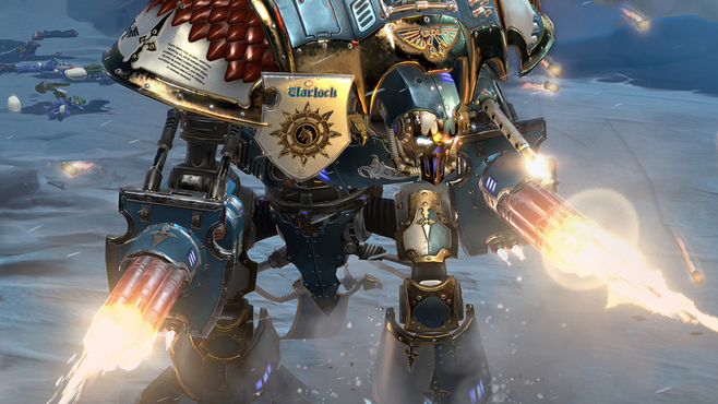 Warhammer 40,000: Dawn of War III Screenshot 1