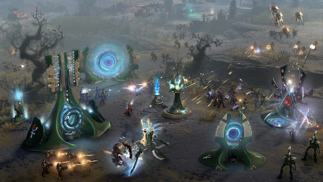 Warhammer 40,000: Dawn of War III Screenshot 2